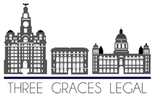 three graces legal logo